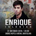 Супер концерт Энрике Иглесиаса в Братиславе